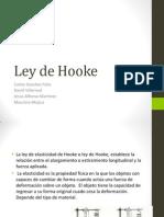 3. Ley de Hooke