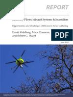 News Gathering Drones