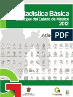 Atlacomulco cantidades 2012