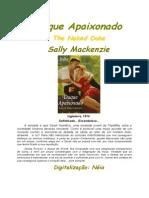 Sally Mackenzie - [Nobres Apaixonados 01] - Duque Apaixonado (Julia Hist�rico 1499)