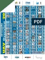 Drones Identification Poster (2012)