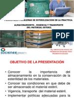 Almacenamiento Vigencia y Racional Material Esteril-2014