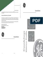 Manual GE Cooktops_vitroceramicos