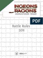BattleRules Beta