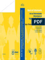 Gu Ia de Tratamiento de Las Enfermedades Infecciosas en Urgencias Pediatricas3ra