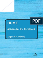 A. Coventry (2007) Hume a Guide for the Perplexed