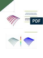 Análisis Estructural de Un Galpón Metalico