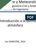 12 - Introducción a la Química Atmosférica