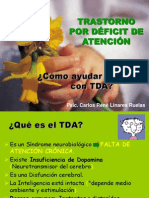 Deficit de Atencion
