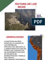 Arquitectura de Los Incas 2014