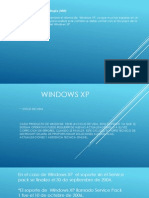 Sistema Windows Xp