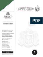 Presupuesto de Egresos Congreso Jalisco