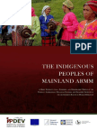 The Indigenous Peoples of Mainland ARMM