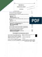 Detroit Diesel v-71 Seccion 14 - Afinacion Del Motor