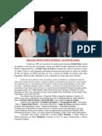 Release Grupo Toque de Prima - Or