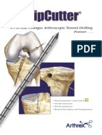 FlipCutter a Pin That Changes Arthroscopic Tunnel Drilling Forever...[1]