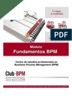 Programa Modulo Fundamentos, BPM España