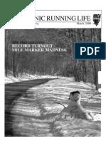 2000-03 Taconic Running Life March 2000
