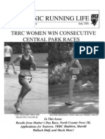 2001-07 Taconic Running Life July 2001