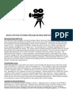 MCMA Hollywood Studies Program 2010