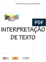 Interpretacao de Texto