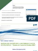 DNV Webinar ISRS