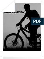 2007 Bike Lights Manual
