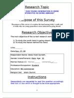 22663859 Questionnaire 1