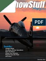 Air Show Stuff Magazine - Dec 2013