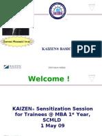 1.Kaizen Basics