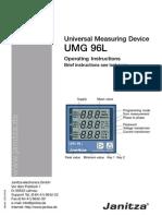 002 UMG96L Manual English - All Variants