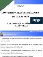 Xiii. Control de Maquinas Electricas