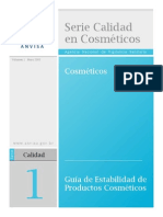 52251170 Estabilidad de Productos Cosmeticos