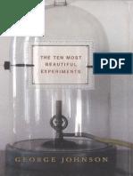 Ten Beautiful Experiments