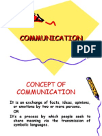 Communication Communication
