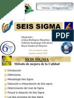 Diapos de Six Sigma Control