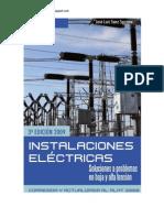 Instalaciones Eléctricas. Soluciones a Problemas en Alta y Baja Tensión