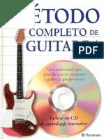 Método Completo de Guitarra-Terry Burrows