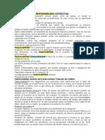 Información Responsabilidad Médica