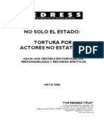 Tortura Por Actores No Estatales.- Non State Actors May _Spanish-Final 6-7-2006