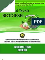 Buku Info Teknis Biodiesel Dit Bioenergi Rev25112013