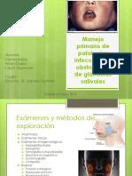 Manejo Primariode Patologias Infecciosas y Obstructivas de GS