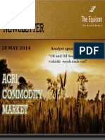Daily Agri News Letter 28 May 2014