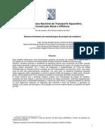 Desenvolvimento de Metodologia de Projeto de Estaleiro