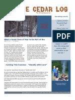 Spring 08 Newsletter