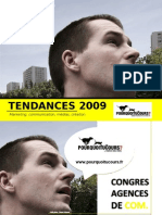 Tendances 2009 Marketing, Communication, Media, Creation, web 2.0, design