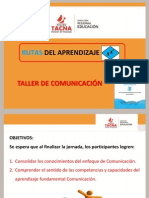 Ppt Enfoque Comunicativo Textual Final