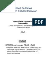 06 BBDD Diseno Conceptual Modelo ER