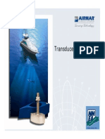 Airmar Transducer Technical Presentation