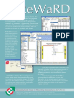 ReWaRD 2.5 Brochure